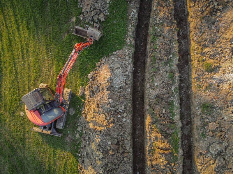 Få 3 tilbud med priser på gravearbejde